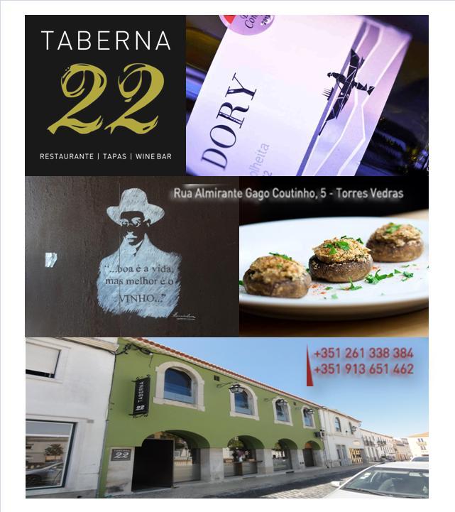 TABERNA 22 – Torres Vedras