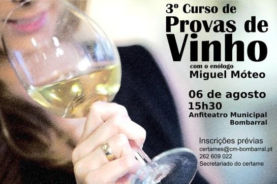 Curso de Provas de Vinho