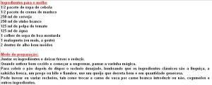 Francesinha e o molho (by Joe Best)