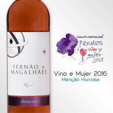 Fernão de Magalhães Rosé 2015