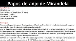 rpPapos-de-anjo de Mirandela
