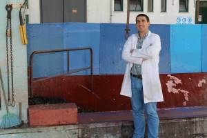 Eng. Pedro Gil Gomes Franco - Enólogo