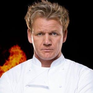 Chef Gordon Ramsay