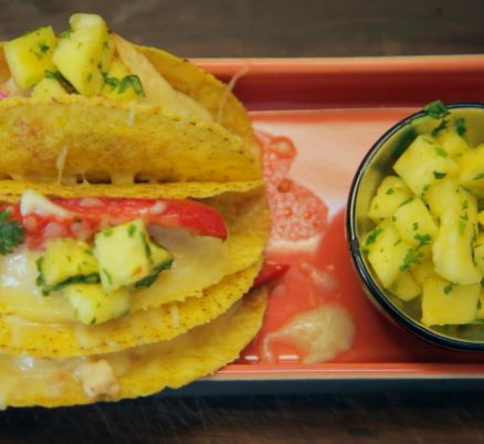 tacos-de-frango-com-ananas