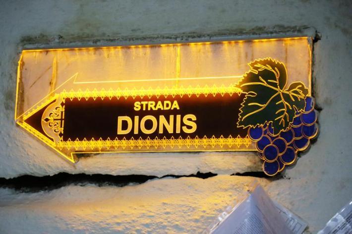 Rua Dionis Street