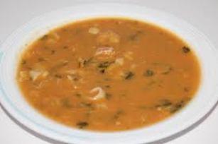 Sopa de Peixe à moda de peniche