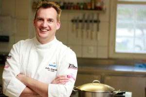 Chef Heiko Grabolle