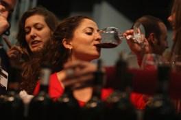 International Wine Fair Held In Tel Aviv