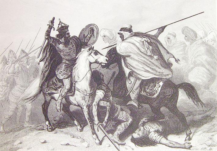 Invasão muçulmana da Península Ibérica