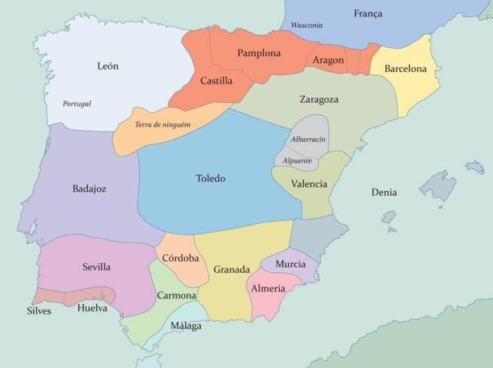 Mapa Geopolítico