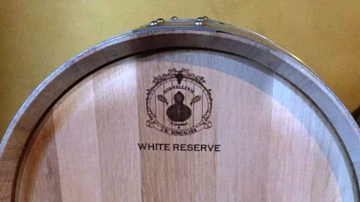 Perfumada e Delicada Casta Branca Chardonnay 7