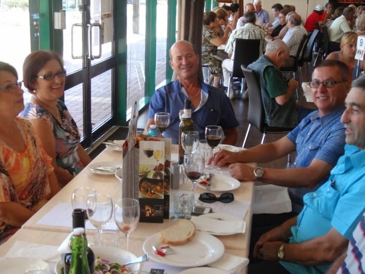 Academia do Bacalhau em Perth na Australia