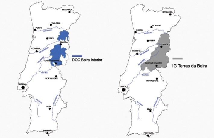 Vinhos DOC da Beira Interior e Sub Região da Cova da Beira 2