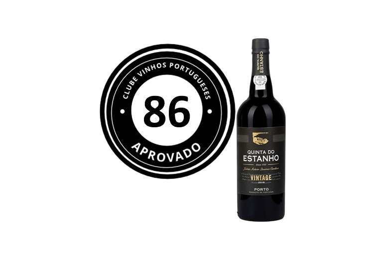 Quinta do Estanho Porto Vintage 2016
