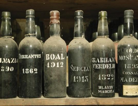A Bela História do Vinho da Madeira