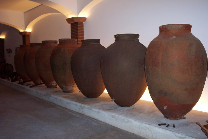 A talha do Alentejo e legado romano