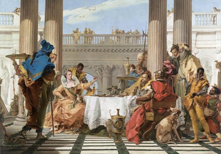Sabia que Cleópatra adorava vinho de Moscatel  6