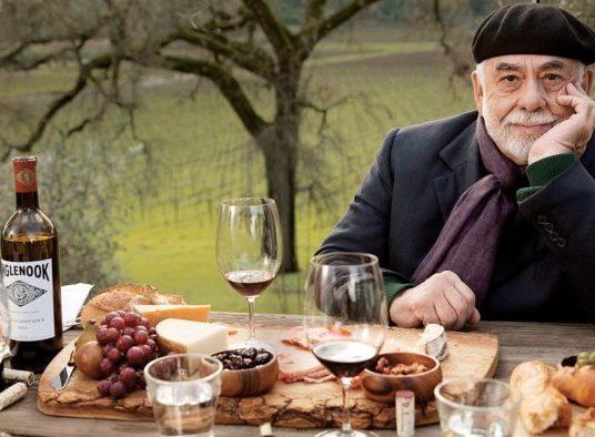Francis Ford Copolla da realização de filmes à elaboração de vinhos 3