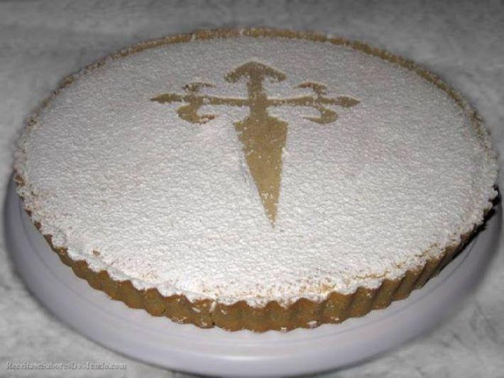 Torta de Santiago 2