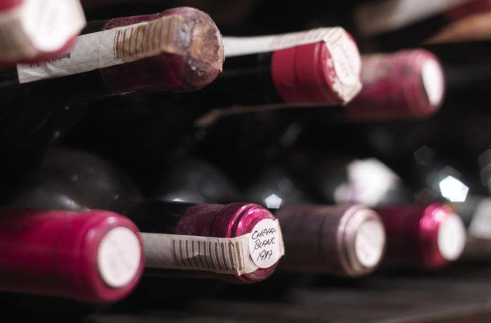 Que acontece realmente com o envelhecimento dos vinhos