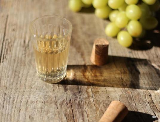 Típico e histórico vinho Callum de Oleiros