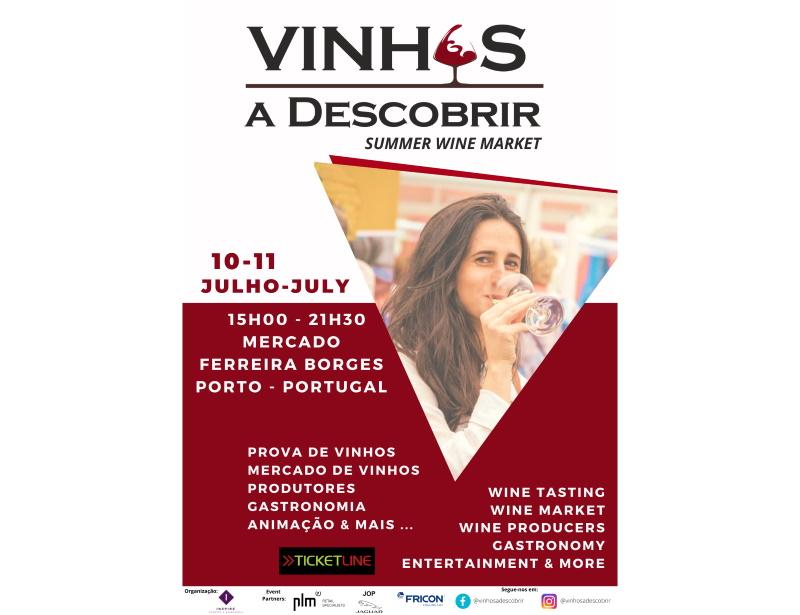O VINHOS a Descobrir Summer Wine Market é já em Julho