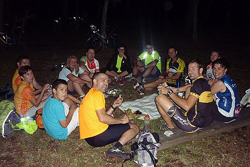 Bicicletada a la Pineda fosca 3 - Dissabte, 30 de juliol de 2011