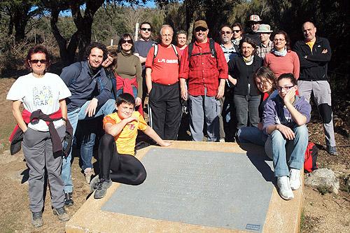 Ruta de l'exili 4 - Diumenge, 6 de febrer de 2011