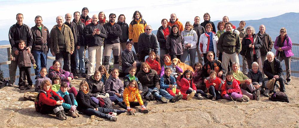 Sant Miquel de Falgars (o Castelló) 3 - Diumenge, 10 de febrer de 2013