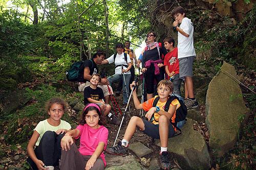 Travessa Santa maria de Besora - Vidrà 3 - Diumenge, 25 de setembre de 2011
