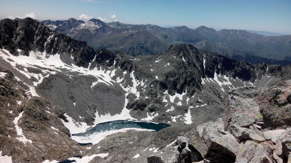Punta Alta de Comelesbienes 1 - Diumenge, 3 de juliol de 2016