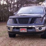 Black Billet Grill Full Grill Nissan Frontier Forum