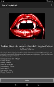 Darkiss 2 il nuovo videogame di Marco Vallarino