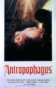 Antropophagus di Joe D'Amato