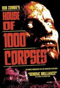 La casa dei 1000 corpi di Rob Zombie