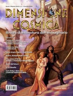 La rivista Dimensione Cosmica è arrivata al quinto numero