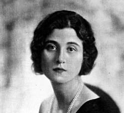 Lady Evelyn Herbert