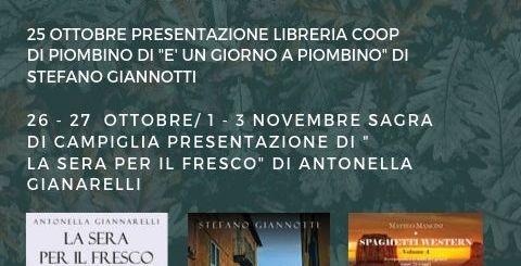 """Il Foglio Edizioni escluso dalla manifestazione """"Piovono libri"""" a Piombino"""