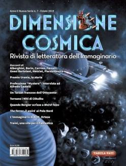 E' uscito il numero 7 di Dimensione Cosmica