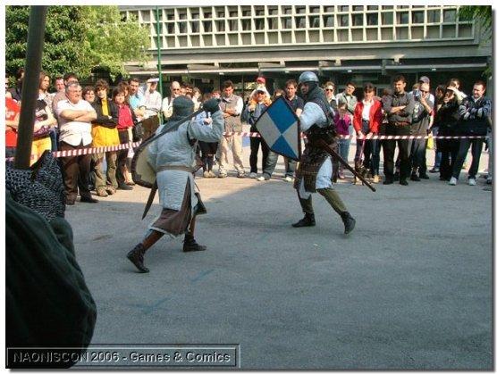 39e_Scherma_medievale_Spada_e_scudo
