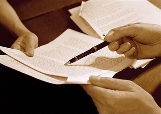 La importancia de la buena redacción en documentos legales