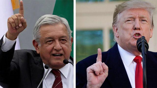 El Presidente debe defender los intereses de los mexicanos, no los de Trump: Movimiento Ciudadano