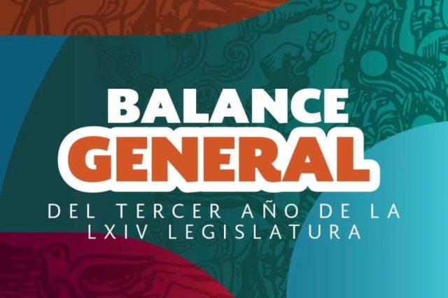 En el Tercer Año de la LXIV Legislatura, la Cámara de Diputados aprobó 289 dictámenes sobre leyes o decretos