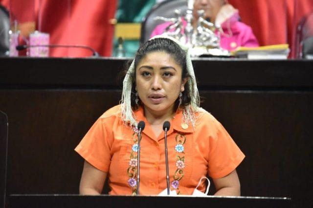 Pide Mayusa Isolina agilizar amnistía a favor de más de 7 mil indígenas recluidos en el sistema penitenciario