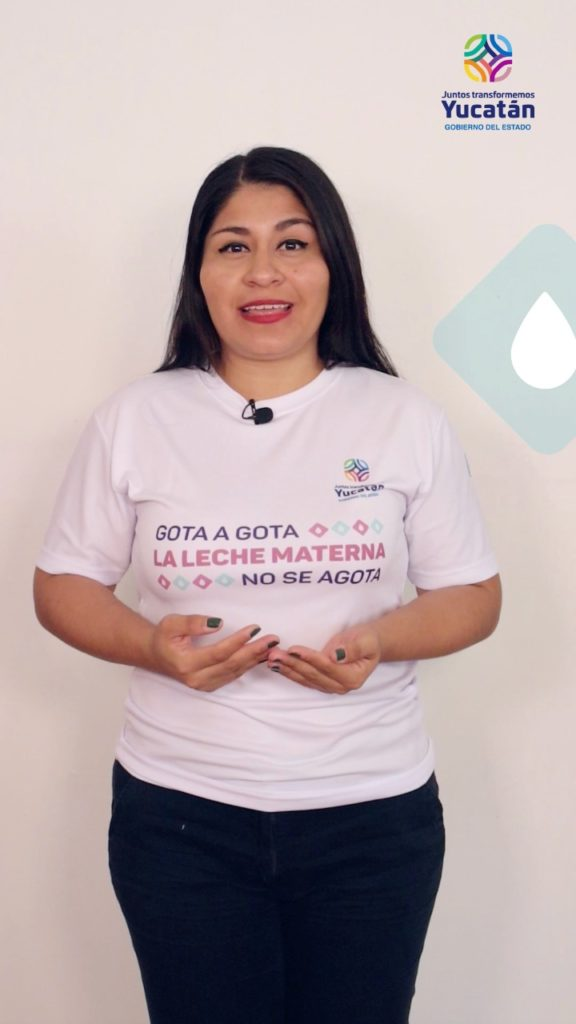 Con actividades virtuales, DIF Yucatán conmemorará Semana de la Lactancia Materna