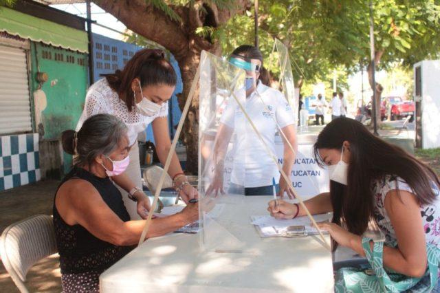 SNEY y Cepredey acercan empleos formales a colonias de Mérida
