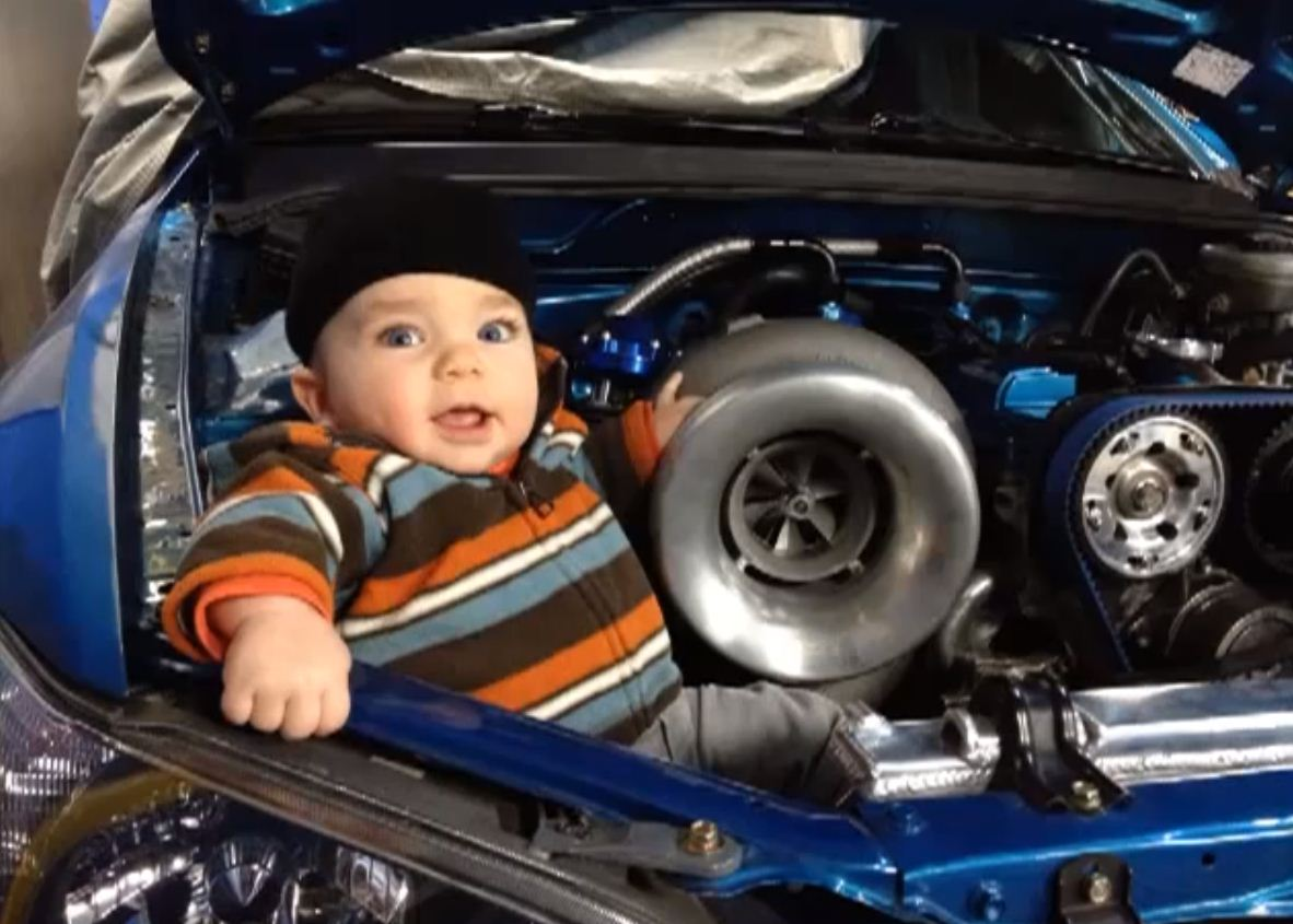 Man Builds Is300 With Baby Sized Turbo Clublexus