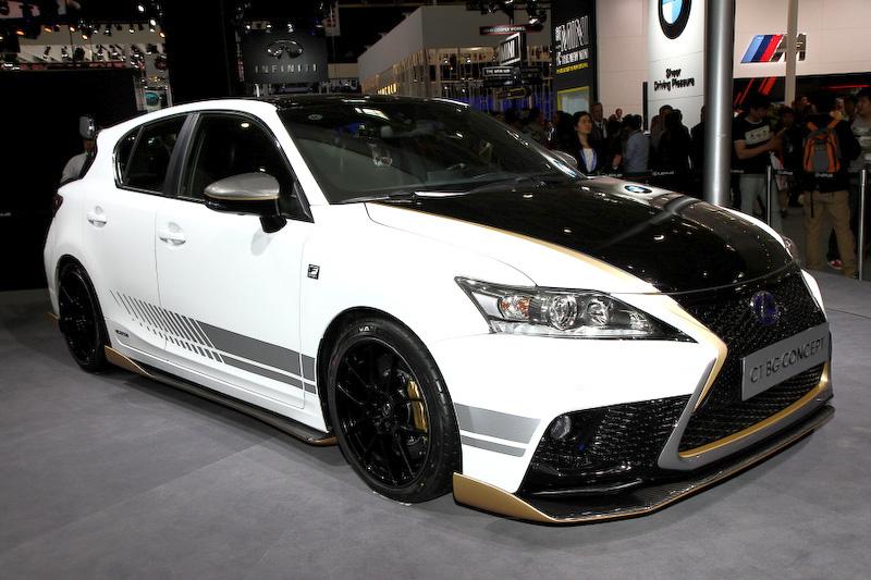 Lexus CT BG Concept The Car The F Sport Could Be Clublexus