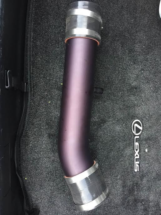 F Joe Intake Z Pipe Lexus