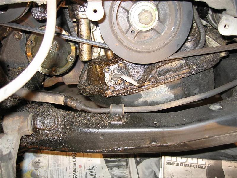 Ls400 Engine 1995 Lexus Cover